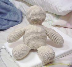 Free! - Ravelry: Basic Doll Body Crochet pattern by Maggie Menzel