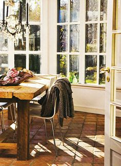 | ♕ |  sun room - french by design  |