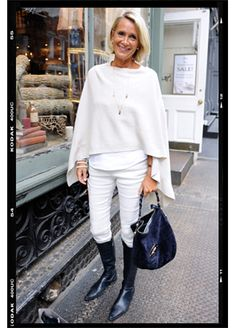 Pinterest | Fashion Over Fifty, Fashion Over 50 and Mature Women Style ...