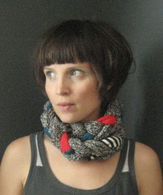 Warmth Re-Invented Scarf 009