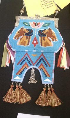 Sandra Okuma (Luiseno/Shoshone Bannock) Hand Bag