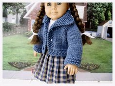 American Girl Doll Molly Historical Set 1940s by BonJeanCreations, $38.49