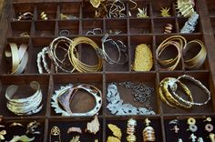 Mr. Kate   DIY letterpress jewelry holder