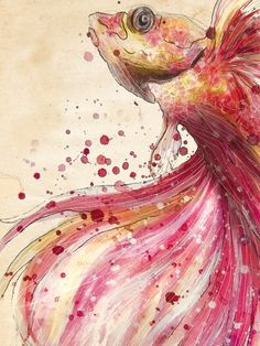 Digital Art Inspiration (10) - Possible Water Color