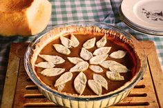 The eccentric Cook: Pumpkin Pie