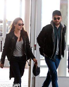 Kristen Stewart and Robert Pattinson Together in NYC