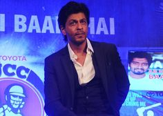 Indian parents don't see sports as profession: Shah Rukh Khan