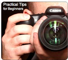 Easy photography tips