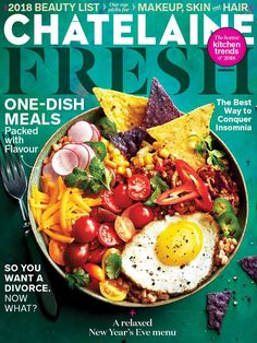 Chatelaine Fresh mag