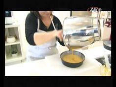 ▶ Accademia Montersino - Il pan di Spagna - YouTube