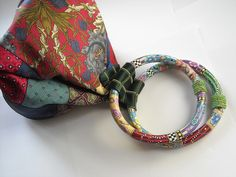 Gorgeous purse handles