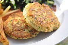 Nourishing Meals: Quinoa-Salmon Burgers (Gluten-Free + Egg-free)