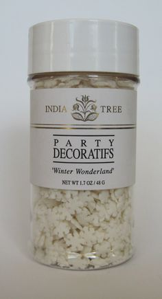 Winter Wonderland White Snowflakes Party Decoratifs by Stolispice, $4.00