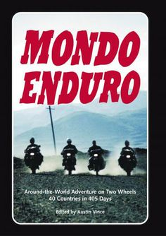 Seven Brits attempt to travel around the world in 1995-1996 on dual sport bikes. They travel from London, across Asia, from Alaska to Chile, through Africa, across the Middle East, and finally back to London. Three of them travel the entire distance, over 35,000 miles! The book is a daily log of their adventures. What comes through is the optimism and good cheer of the bikers, and the friendly support and encouragement of people they meet along the way. -John Boyd, Information Literacy Librarian