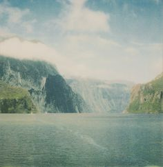 Milford Sound, NZ.