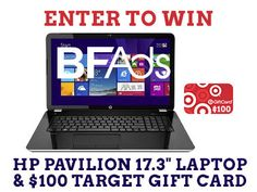 BFads back to school Laptop giveaway