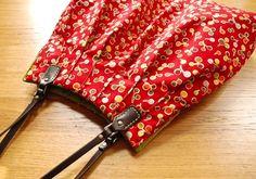 FREE bag purse pattern - 'For Pleat's Sake' Tote