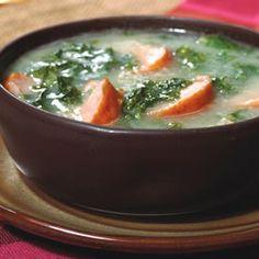 Kielbasa Kale Stew Allrecipes.com