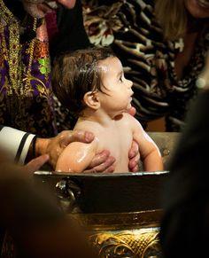 Orthodox Baptism..(looks like my baby boys!)