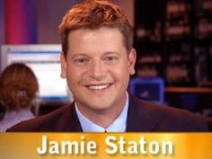 Jamie Staton, sports anchor. Click on picture to view bio.