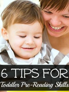 6 Tips To Enhance The Pre-Reading Skills In Your Toddler – Toddler Development
