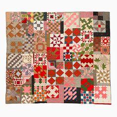 Collections | Mingei - sampler quilt