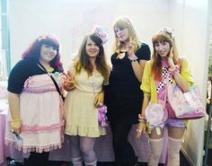 fairy kei girls
