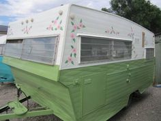 The Happy Camper On Pinterest Campers Trailers And Shasta Trailer