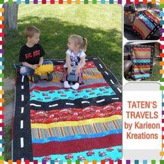 Taten's Travels | YouCanMakeThis.com
