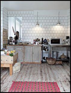 A beautiful kitchen!