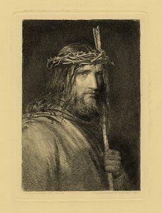 Christ by Carl Bloch