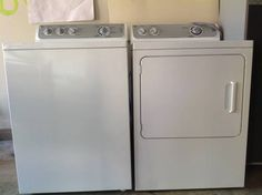 GE Washer Dryer lightly used - $350 (Germantown)