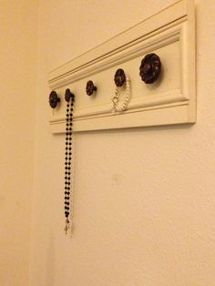 Jewelry holder I made :)