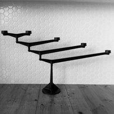 tom dixon spin table candelabra i design deli on pinterest. Black Bedroom Furniture Sets. Home Design Ideas