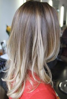 Ombre perfection.