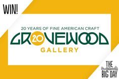 Win a 75 dollar Grovewood Gallery gift card at The Big Day! Nationally recognized Grovewood Gallery is a local family owned business showcasing pottery, glass, jewelry, paintings, furniture and unique handmade objects by over 500 U.S. artists. The gallery offers a wedding gift registry, custom jewelry design, and a wide variety of fine handmade gifts for the whole wedding party.
