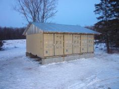 How to Build | shipping containers