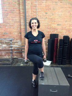 Body by Baby! Pregnancy strength training myths