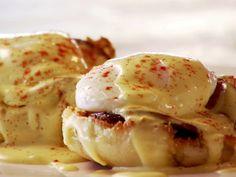 ree drummond, food network, breakfast eggs, egg benedict, sauce recipes