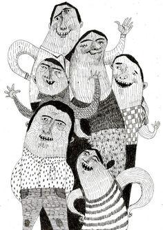 Tosya: Family Portrait