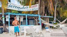 Gertrudes Beach Bar, Jost Van Dyke #beachbar