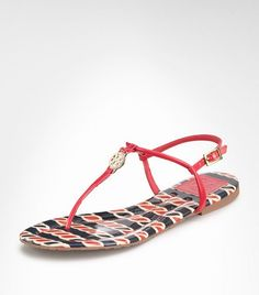 Emmy Sandal by Tory Burch