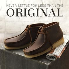 Mens Wallabees | Clarks Wallabees | Clarks Originals on my feet right now VEDAMETATRON Clark official !!