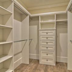 Master Closet Design Ideas, Pictures, Remodel, and Decor