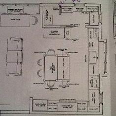 Kitchen layout!
