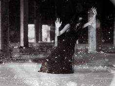 Like the Witch by Julia Garnetskova, via 500px