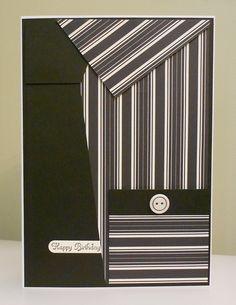Shirt & tie card