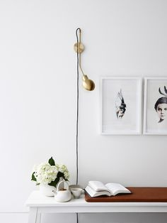 Details in a Melbourne home via The Design Files. Photo by Eve Wilson.