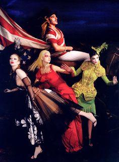 john galliano, editori vision, christian dior, fashion art, fashion editori, fashion finest, circus stuff, fashion photographyeditori, dior hous
