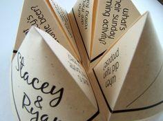 downloadable cootie catcher wedding template | Wedding cootie catchers, wedding origami, wedding favors, wedding ...